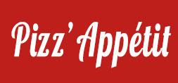 Pizz'Appétit, Pizza sur place, à emporter, terrasse